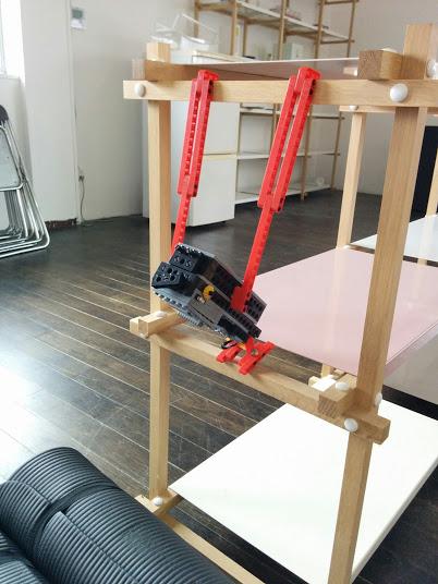 ロボット教室 クルリン改造3