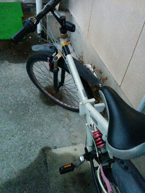 ぼくの自転車