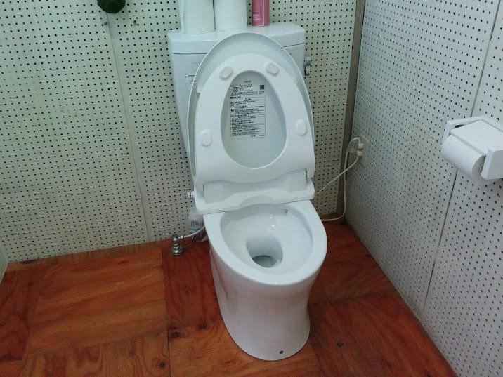ハナラボ トイレ