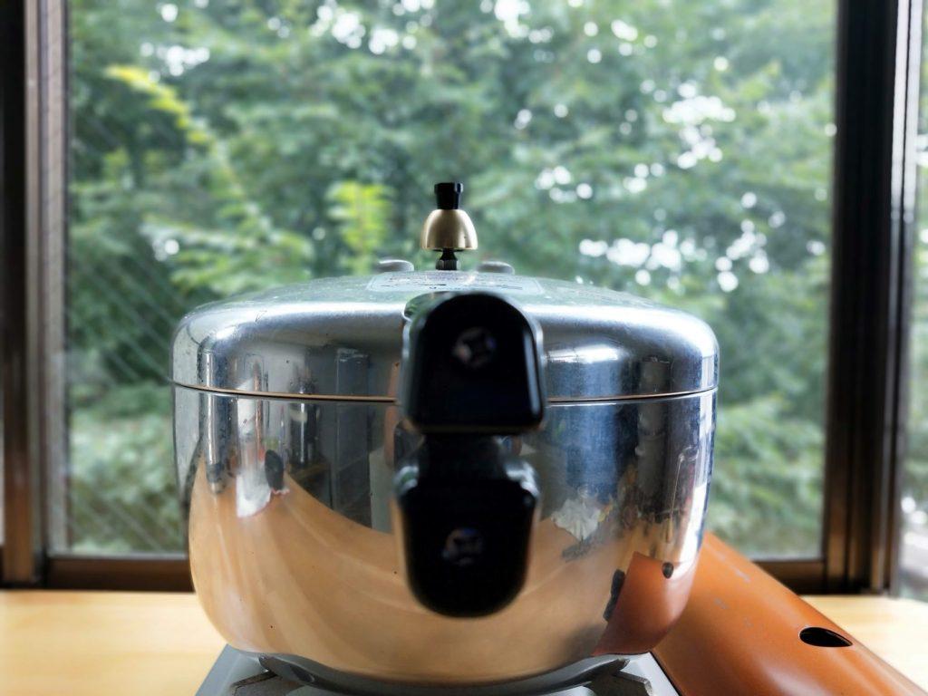 玄米 圧力鍋 ヘイワPC-60A
