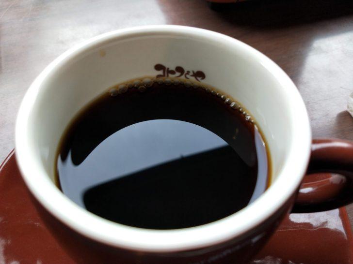 コトバヤのコーヒー