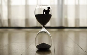 時間の流れ